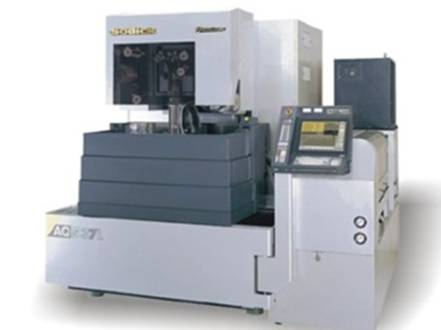 injection machine 16