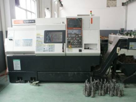 injection machine 20