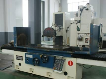 injection machine 21