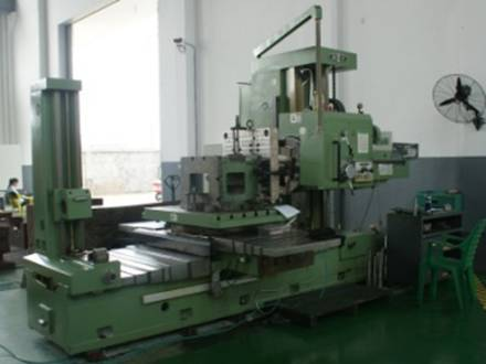 injection machine 24