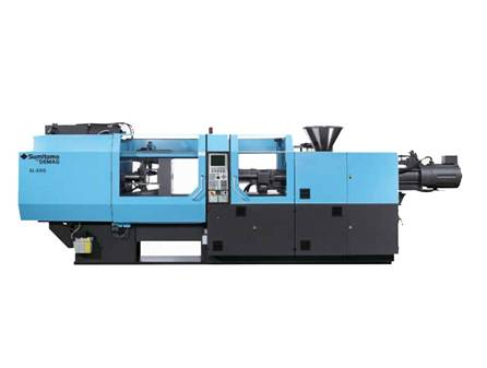 injection machine 26