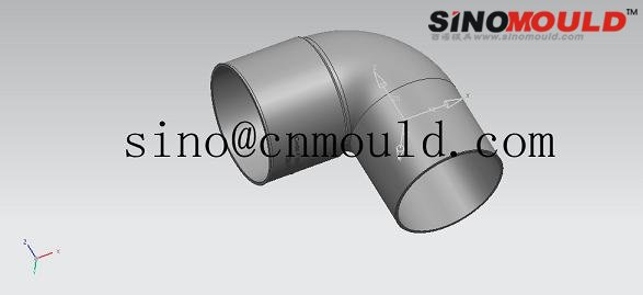 Tag4 cavity 110mm PVC pipe fitting moulds PVC fitting moulds making company 110mm elbow pipe fitting moulds 4 inch PVC fitting moulds 4u2033 Tee PVC pipe ...  sc 1 st  Plastic Mould & 110mm PVC Pipe Fitting Moulds - CNMould