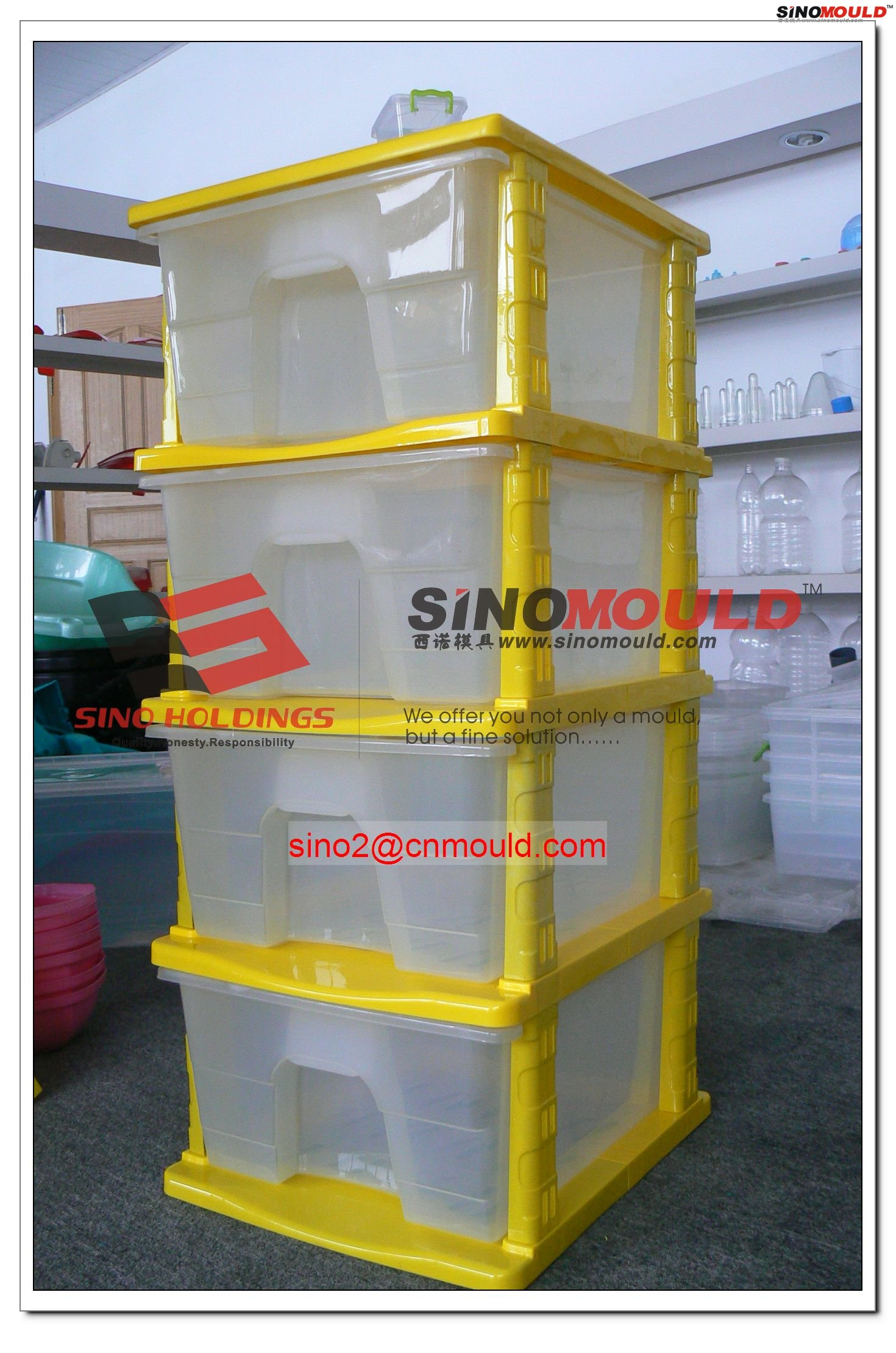 Injection Drawer Mold Cnmould