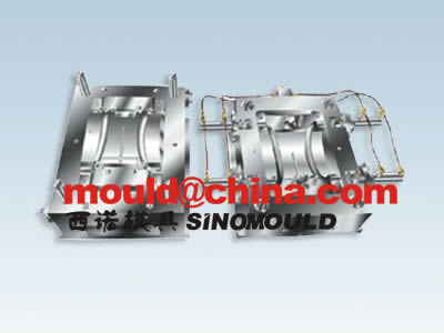 Gas-assisted Injection Mould 11