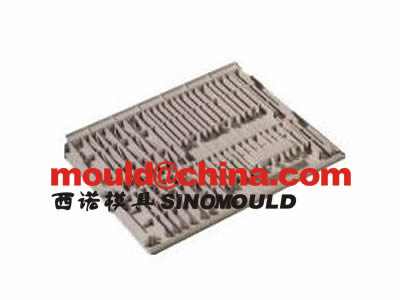 Gas-assisted Injection Mould 3