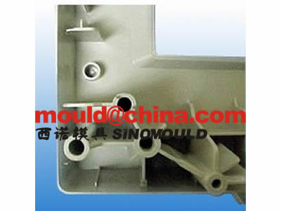 Gas-assisted Injection Mould 4