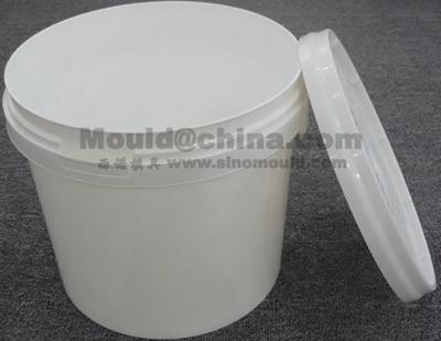 Round paint mould