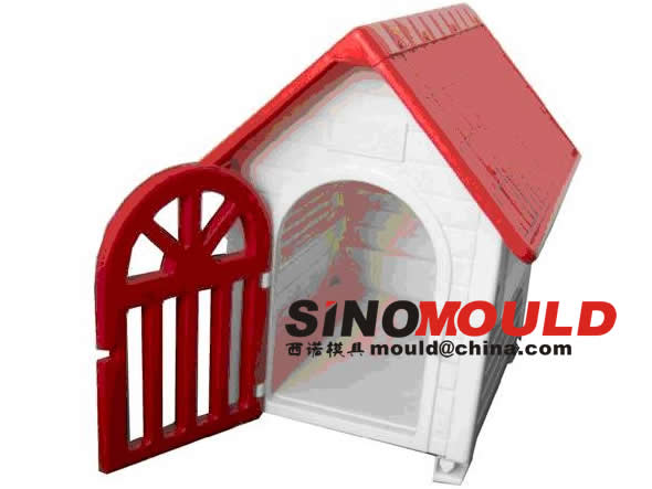 plastic house mould 1