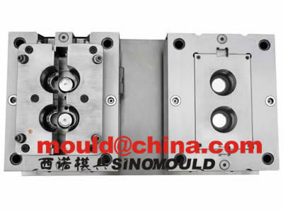 bi-injection mould