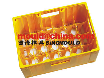 bottle crate mould 1