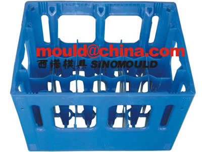 bottle crate mould 2