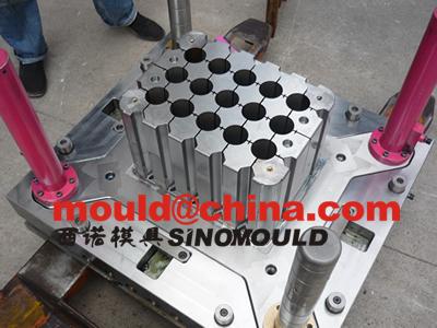 bottle crate mould cavity core picture