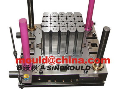 cola bottle crate mould