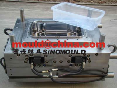 box mould cavity side picture