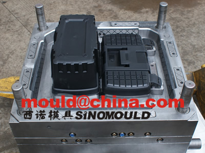 box mould for tool