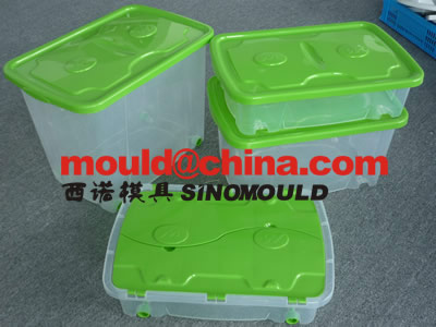 collection box mould 1