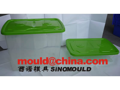 collection box mould 2