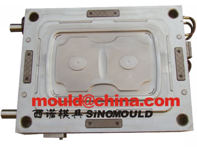 collection box mould 5