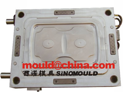 collection box mould 9
