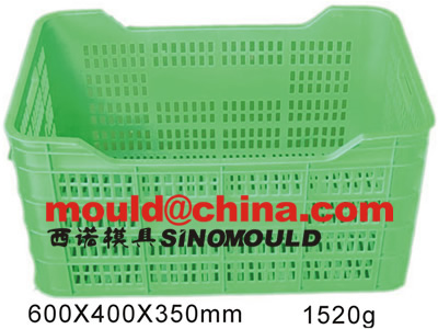 crate mould for bread