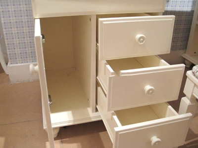 Drawer mould 3