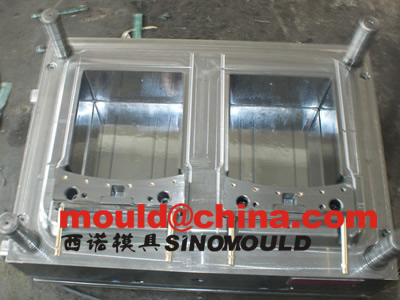 drawer mould cavities