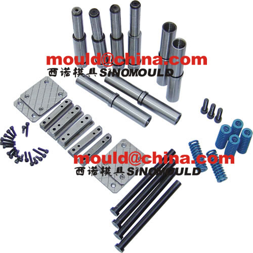 water dripper mould parts
