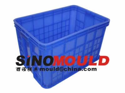 fish crate molding