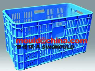 Industrial Crate Mould 5