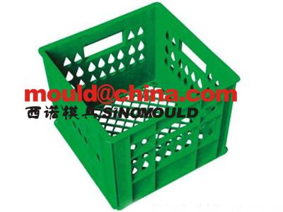 milk crate mould