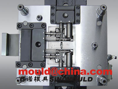 precise mould core