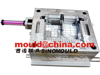 refrigerator mould base part cavity