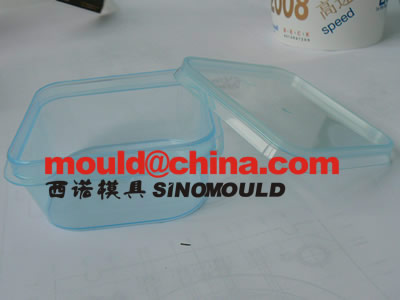 thin wall injection moulding mould