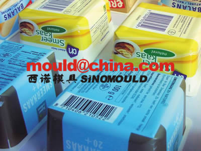 Thinwall High Speed Injection Mould