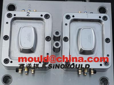 thinwall food container mould with in mold labeling 40
