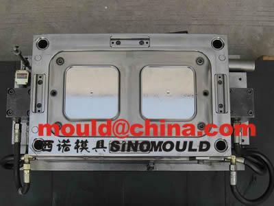 thinwall high speed injection molding moulds 2805
