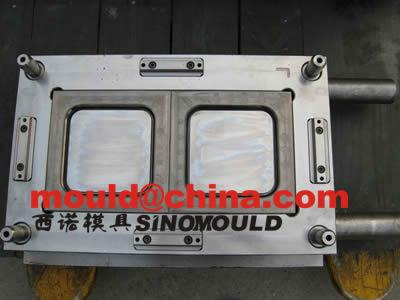 thinwall high speed injection molding moulds