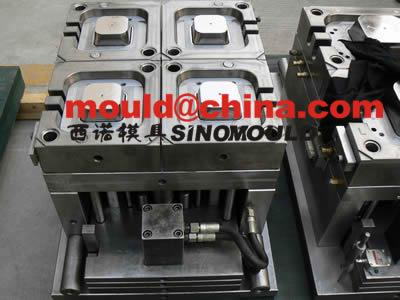 thinwall high speed injection mould core 1144