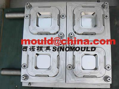 thinwall high speed injection mould core