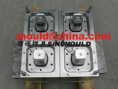 thinwall high speed injection moulds