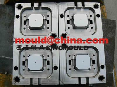 thinwall injection molding core