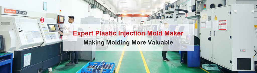 Chinese Plastic Injection Mold Maker Injection Mold